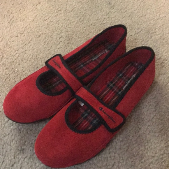 55d885ae6c8 Champion Shoes - 2  15 Champion Flats